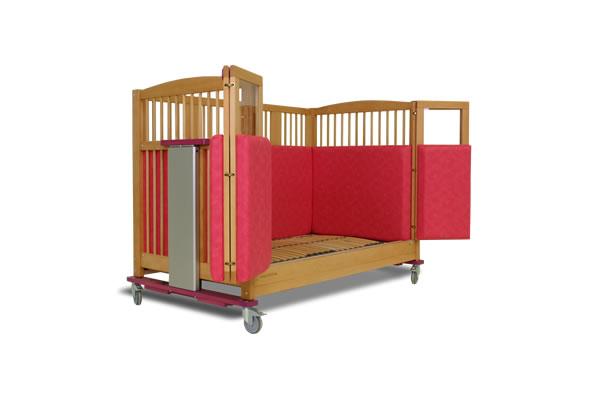 Knut Special Needs Cot Savi Beds By Bakare