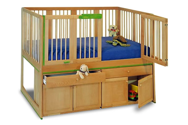 Lola Special Needs Cot Savi Beds By Bakare
